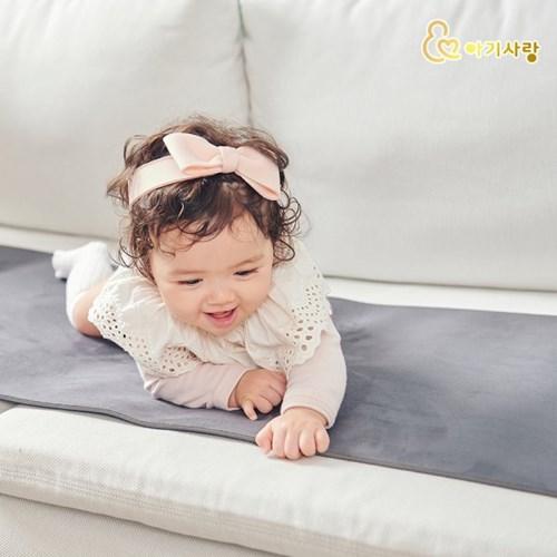 렉스웜 아기사랑 유아용 DC온열전기 롱매트 유아임산부용