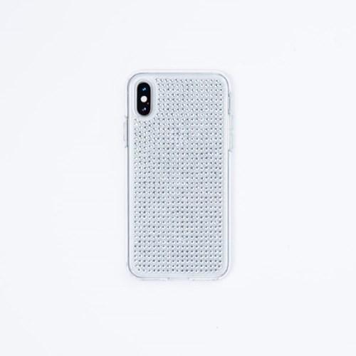 스매스 아이폰XS/X 크리스탈 보호 바 케이스