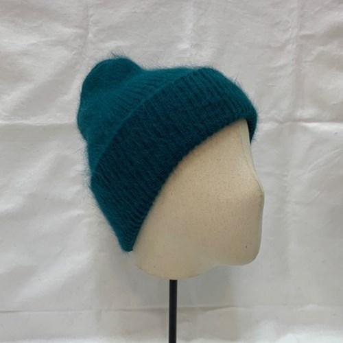 Angora A Beanie Hat