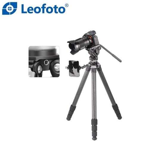 레오포토 LS-284CEX 10X 카본삼각대 LEVELING /K