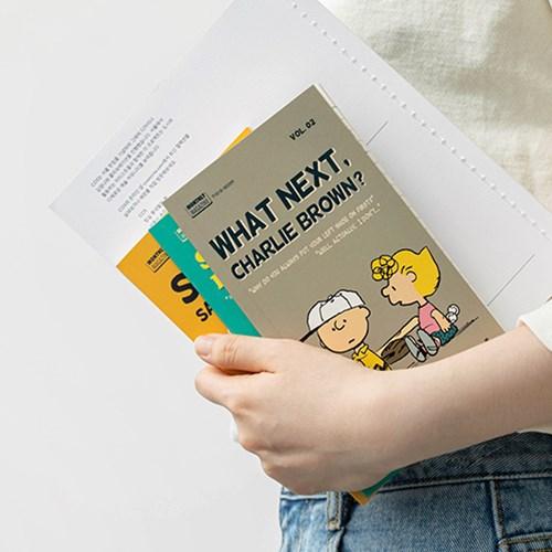 [Peanuts] 월간 스누피 노트 vol.2