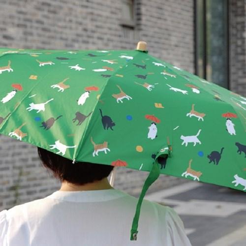 고급 일러스트 양우산