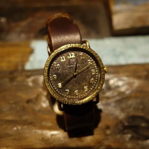 심플라이프 수공예 핸드메이드 손목시계 SL010