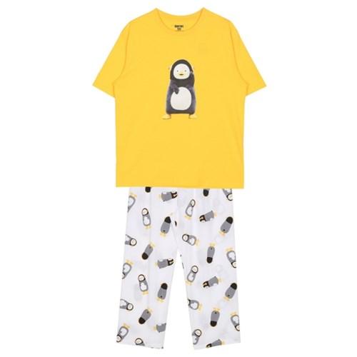 (펭수) 신이나! 티셔츠 파자마_SPPPA23C15