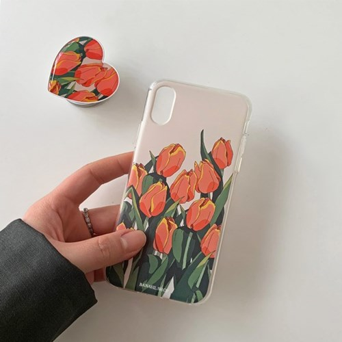 Mango tulip [정품그립톡/하트톡]