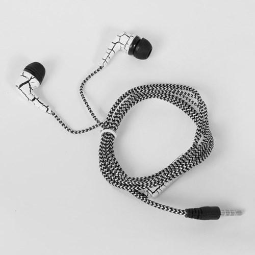 지브라 크랙 이어폰 / 소음차단 커널형이어폰