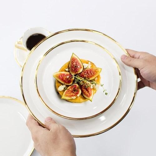 골드림 원형 접시 L_(25086)