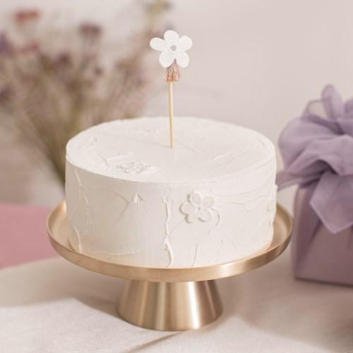 [데코봉봉]놋그릇 케이크받침
