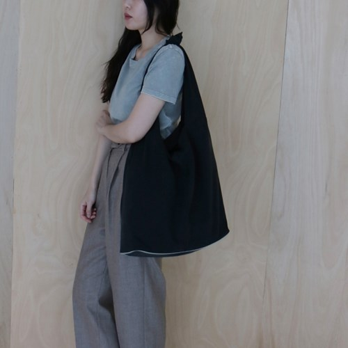 bass bag _dark gray