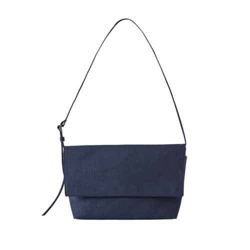 CANVAS FLAP BAG