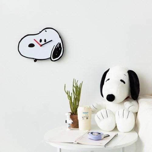 [Peanuts] 스누피 무소음 벽시계