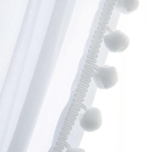 마켓비 INSIA 침대캐노피 폼폼형_(104052510)