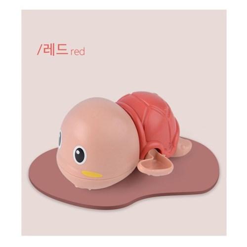 레츠토이 거북이삼총사 아기 유아 목욕놀이 태엽장난감