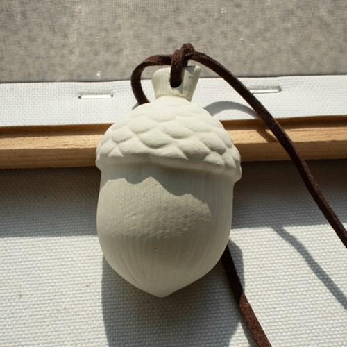 도토리 걸이형 석고방향제