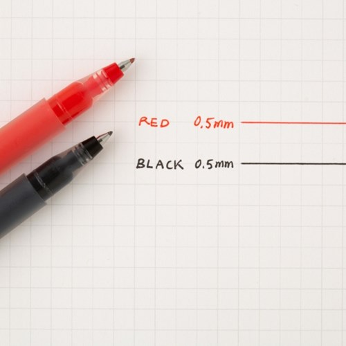 [VIENCE문구] 대용량 중성펜 0.5mm