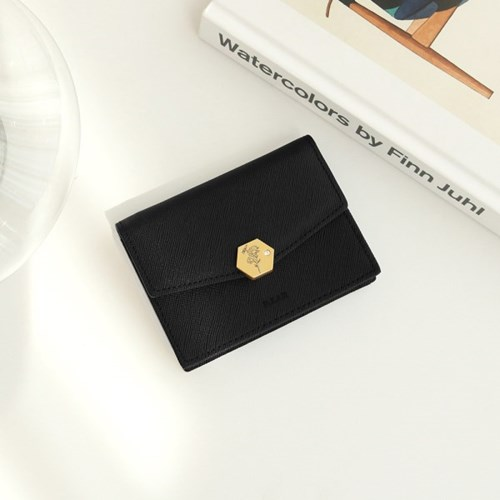 D.LAB (탄생화지갑) Billy Card wallet - 4color_(968697)