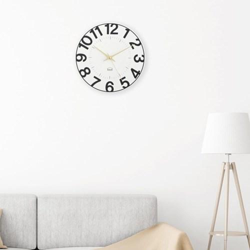 [BEZIT][지름 28cm] 모던한 우리집 심플 무소음 벽시계 시리즈