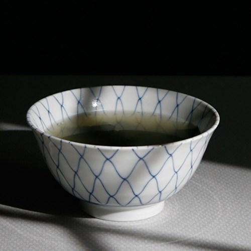 일본 도자기 대접 국그릇 1P