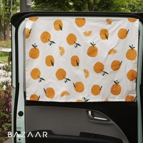 후르츠 차량용 햇빛가리개(70x50)_(11583210)