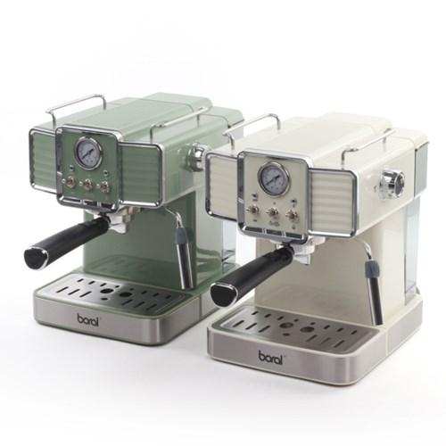 보랄 더 셰프 에스프레소 커피머신 BR-CM1350G/BR-CM1360I