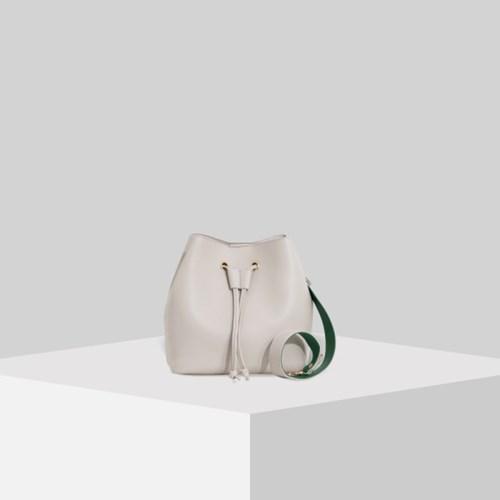 [밸럽] 루앙 버킷 복조리 크로스백 4colors