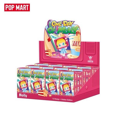 [팝마트코리아 정품 판매처] 몰리-원데이 시리즈_박스
