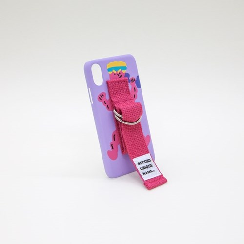 SUN CASE ROSE PURPLE DEEP PINK (ILLUST)