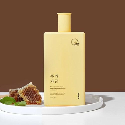 [구강살균]휘아푸카가글(프로폴리스추출물함유)