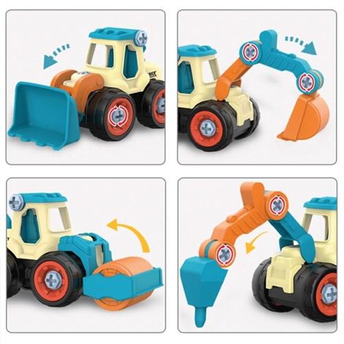 레츠토이 중장비 만들기 유아 공구놀이세트 diy 장난감