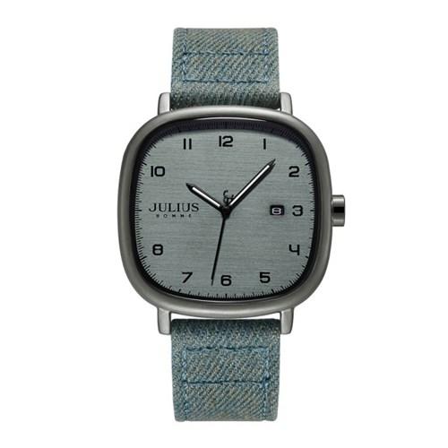 [쥴리어스 옴므] JAH-123 남성시계 손목시계 가죽밴드