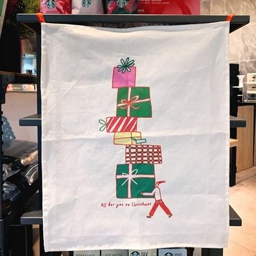 패브릭포스터 ALL FOr YOU ON CHRISMAS 크리스마스데코