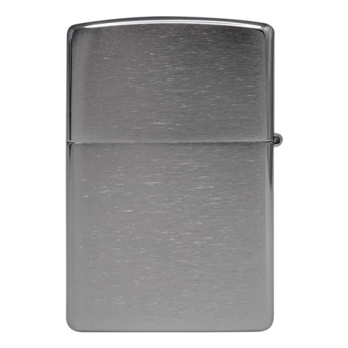 ZIPPO 라이터 49424 Brushed Chrome Color Image_(2689845)