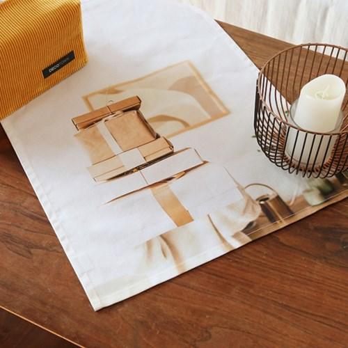 윈터오렌지 패브릭포스터(디자인2종)