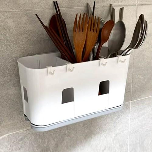 떳다떳다 수저통 주방 부엌 국자 다용도 수납 정리용품