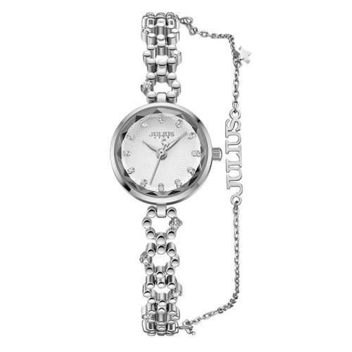 [쥴리어스스타 본사정품] JS-036 여성시계/손목시계/메탈밴드