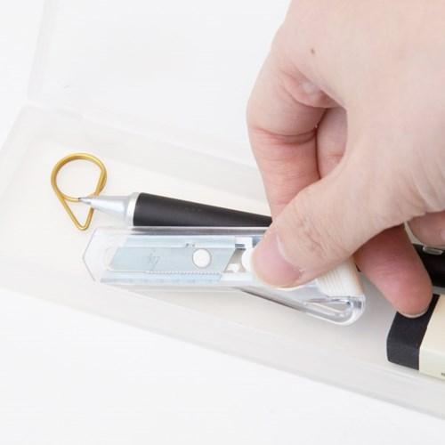 단순생활 포켓 컷터 커터칼 소형칼날