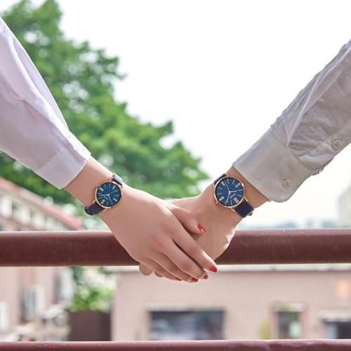 [쥴리어스스타 본사정품] JS-039 커플시계/손목시계/가죽밴드