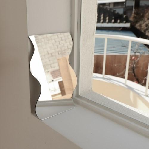 슬림 오브제 거울 테이블 미러 탁상거울