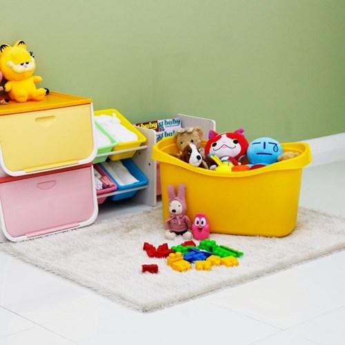 아이리스 장난감 정리함 장난감 점보바스켓_(1871622)