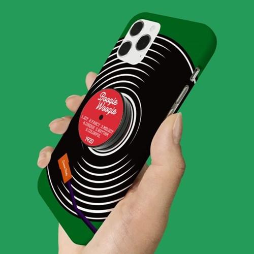 슬림하드 케이스 스마트톡 세트 - 레코드 블랙(LP BK)