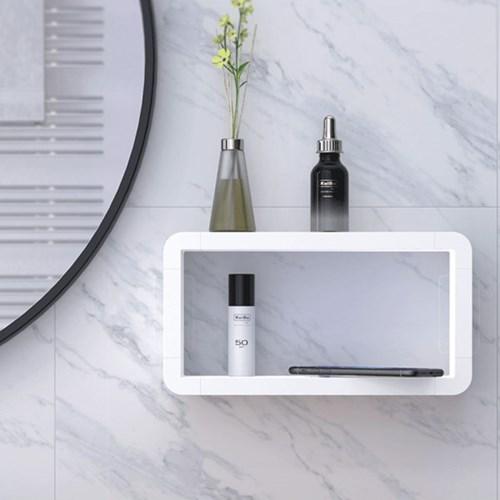 무타공 조립 선반 욕실 다용도실 인테리어 수납