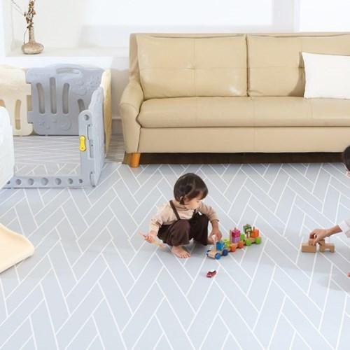 [리빙코디] PVC 셀프시공 롤매트 놀이방매트(4mX110)