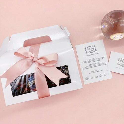 [5개세트] 미니 캐쥬얼 코듀로이 골덴 곱창 머리끈+도넛츠 패키지