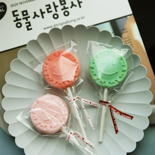 사탕비누 만들기 키트 by 노브워크샵