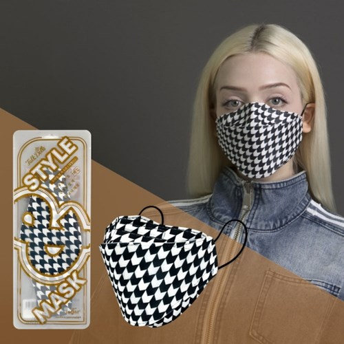 [10매입][토크돌즈]스타일앤마스크 숨쉬기편한 고급 패션 커플아이템