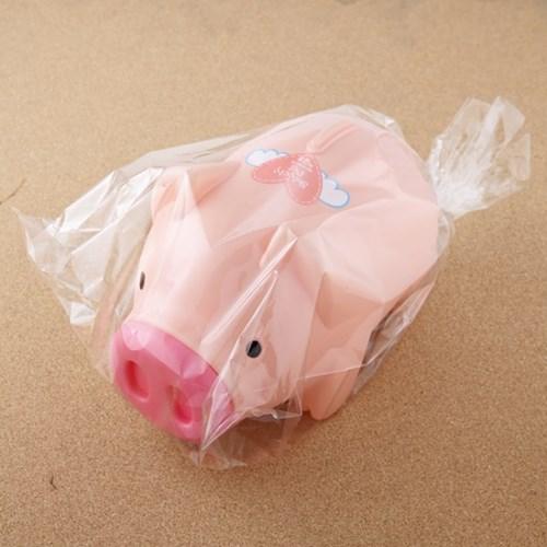 핑크 돼지저금통(자이언트)/은행사은품 학교납품용