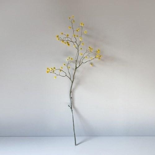 [조화] 봄을 알리는 조화 산수유/ 나뭇가지 (1대)