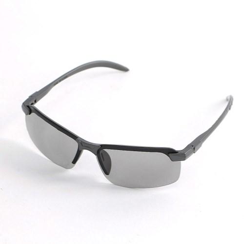 편광 변색 스포츠 선글라스(챠콜) /운전용 스포글라스