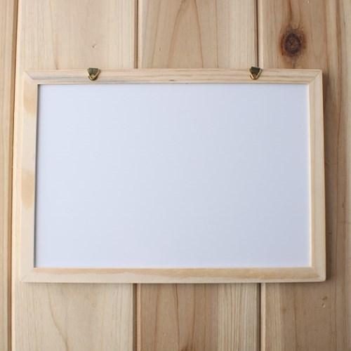 원목 팬시 양면 칠판세트/도매소매 학교납품용 화방