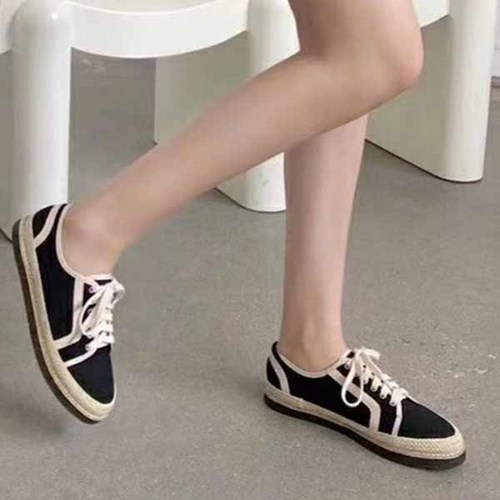 kami et muse Espadrille strap sneakers_KM21s006